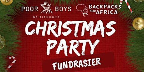 Christmas Party Fundraiser tickets