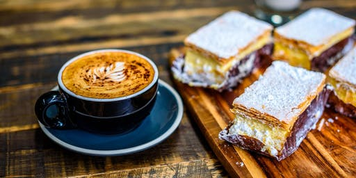 An ADF families event: Coffee and cake connections, Ipswich