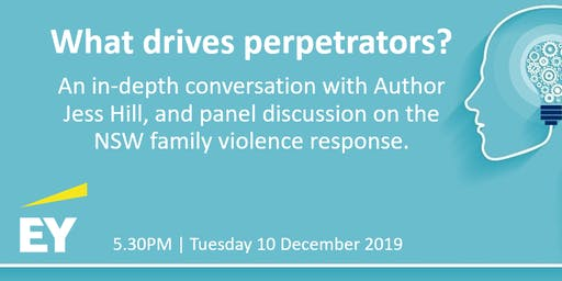 A discussion with author Jess Hill and leading family violence thinkers