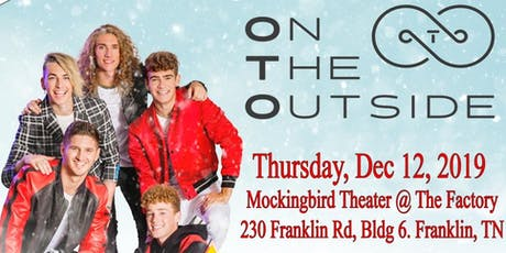 On The Outside (OTO) - An Acoustic Christmas tickets