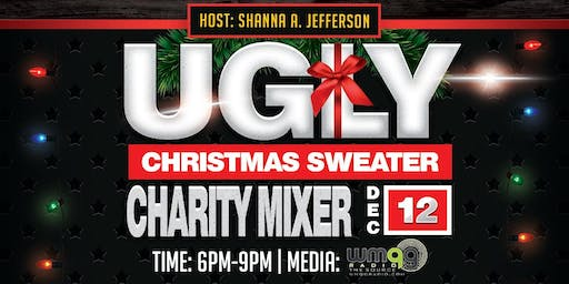 Ugly Christmas Sweater Charity Mixer