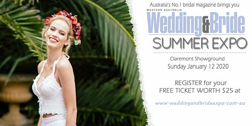 Western Australia Wedding & Bride Summer Bridal Expo