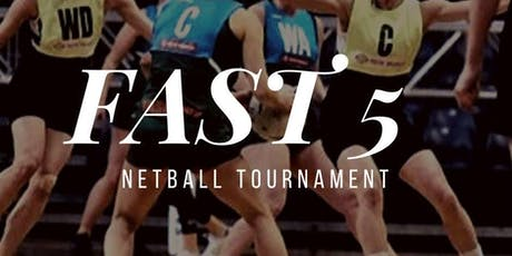 Fast 5 Netball Tournament tickets
