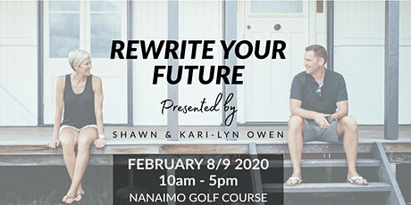 Rewrite Your Future - This is how we Discover, Begin, Rewrite and Elev8 Your Life tickets