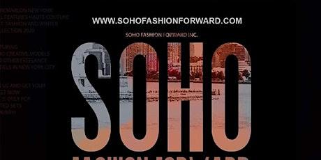 SOHO FASHION FORWARD- The Winter Runway Show 2020 tickets