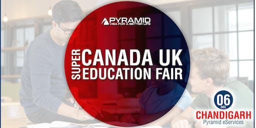 Super Canada UK Education Fair 2019 - Chandigarh