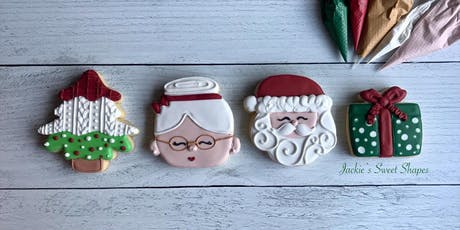 Christmas Cookie Decorating Class in Walker tickets
