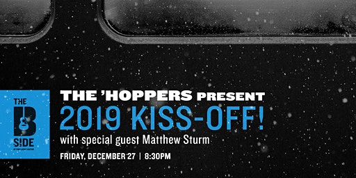 The Legendary Trainhoppers' 2019 Kiss-Off!