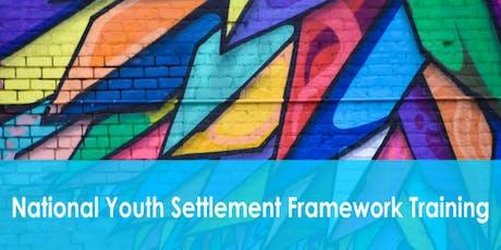 MYAN National Youth Settlment Framework - Tasmanian Training tickets