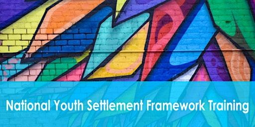 MYAN National Youth Settlment Framework - Tasmanian Training