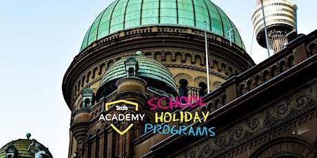 Sydney Photo Walk I School Holiday Program (12 - 18yrs) I Sydney tickets