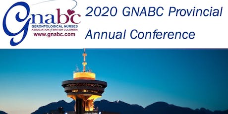 Gerontological Nurses Association of BC Conference tickets
