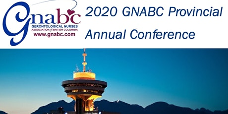 Gerontological Nurses Association of BC Conference tickets