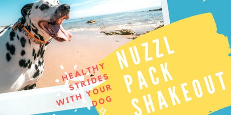 nuzzl pack shakeout tickets