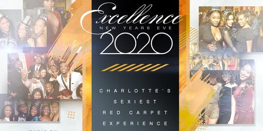 ★-★ EXCELLENCE ★-★ Charlotte's SEXIEST New Year's Eve Party | Dec 31 @ 10pm