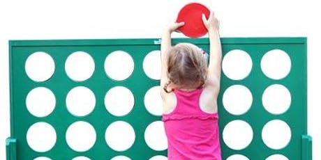 School Holiday Program - Big Games and Table Tennis tickets