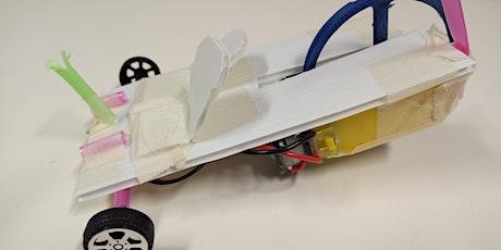 School Holiday Program: Design! Build! Race! tickets