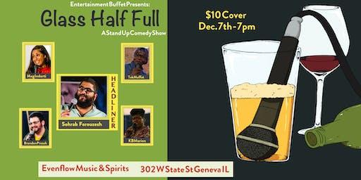 Glass Half Full Comedy Show