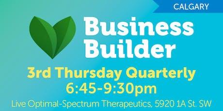 YHE Business Builder - Calgary tickets