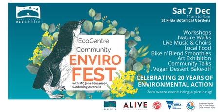 EcoCentre Community Enviro Fest tickets
