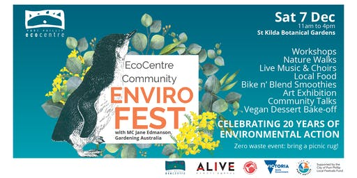 EcoCentre Community Enviro Fest