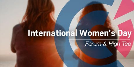 VIC | International Women's Day Forum and High Tea - 5 March 2020 tickets