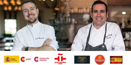 Day 1 Gastronomic experiences from Spain in Sydney tickets