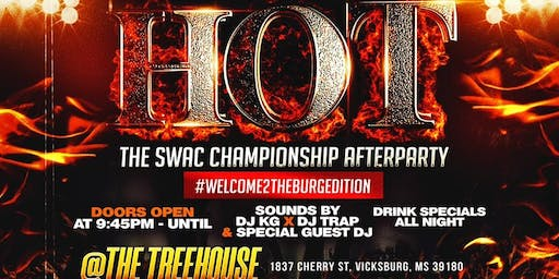 HOT (The SWAC Championship Afterparty)