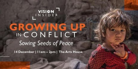 Growing up in Conflict: Sowing Seeds of Peace tickets