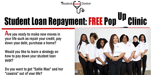 Pop Up Repayment Clinic: Parent Plus Loans Edition