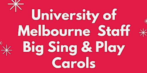 University of Melbourne Staff Big Sing & Play Carols