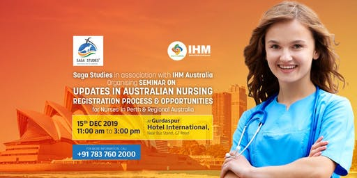 Updates in Australian Nursing Registration Process
