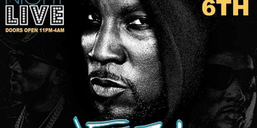 Jeezy Takes Over Friday Night Live Everyone Free Entry Til 12am