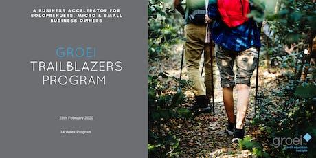 Trailblazers Business Accelerator Program tickets