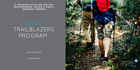 Trailblazers Business Accelerator Program tickets