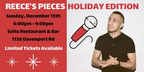 Reece's Pieces Holiday Edition tickets