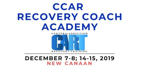 CCAR RECOVERY COACH ACADEMY (Weekends) tickets
