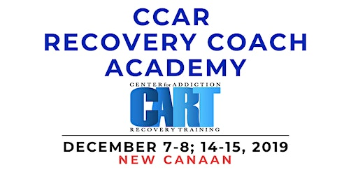 CCAR RECOVERY COACH ACADEMY (Weekends)