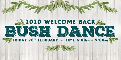 Welcome Event- Bush Dance