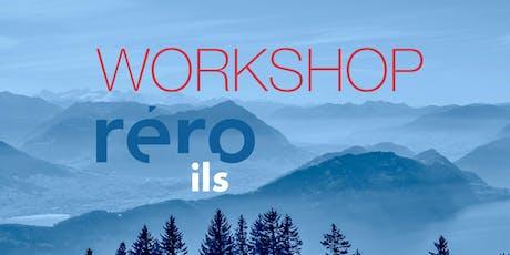 RERO ILS Workshop Delémont matin billets