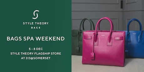 Style Theory Bag Spa Weekend tickets