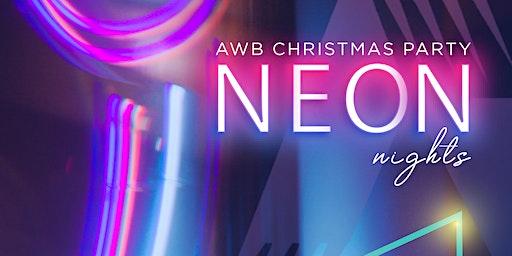AWB Christmas Party Neon Nights