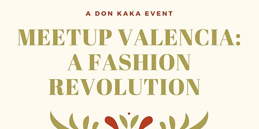 Meetup: A Fashion Revolution