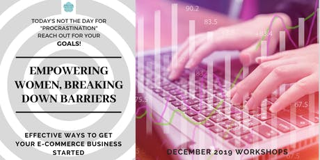 EMPOWERING WOMEN, BREAKING DOWN BARRIERS tickets