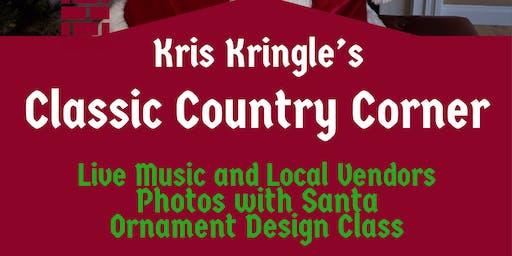 Kris Kringle Classic Country Corner