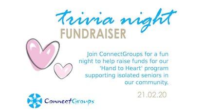 ConnectGroups' Trivia Night Fundraiser 2020 tickets