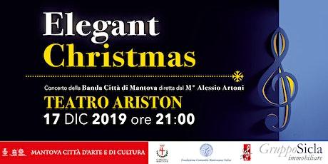 Elegant Christmas, Concerto di Natale 2019 biglietti