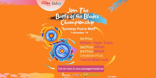 Battle of the Blades Championship - Sunway Putra Mall