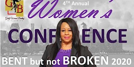 Bent But Not Broken 2020 Women's Conference tickets