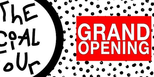 GRAND OPENING (DAY THREE)